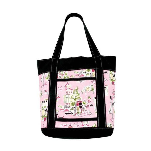 Ooh La La Novelty Fashion Tote Bag
