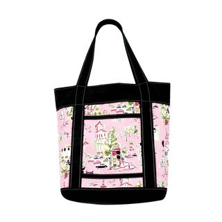 Ooh La La Novelty Fashion Tote Bag