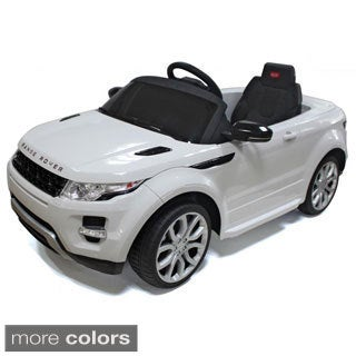 Merske Range Rover Rastar 12V Remote Controlled Ride-on