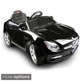 Merske Mercedes-Benz SLK Rastar 6V Remote Controlled Ride-on