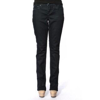Stitch's Women's Fashion Straight Leg Slim Fit Denim Jeans