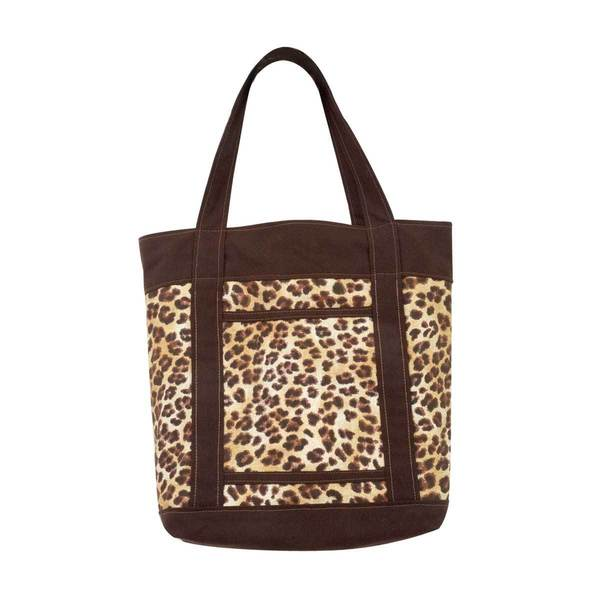Congo Leopard Novelty Fashion Tote Bag