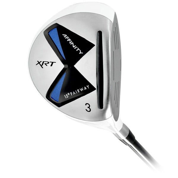 Affinity Golf XRT 3 Men's Right Hand Uniflex Graphite Fairway Wood 15