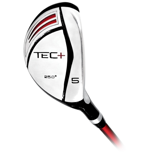 Tec+ 5 Men's Right Hand Regular Flex Graphite Hybrid