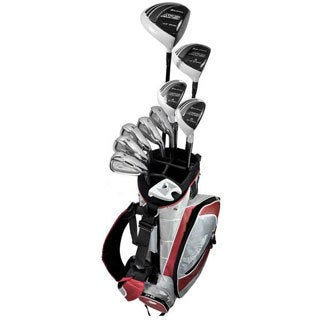 Orlimar Sport ATS Nano Men's Left Hand Complete Golf Set