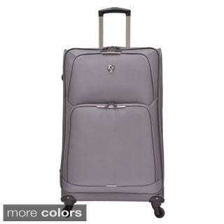 Traveler's Choice Zion 32-inch Superlight Spinner Upright Suitcase
