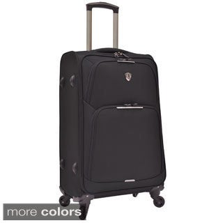 Traveler's Choice Zion 27-inch Superlight Spinner Upright Suitcase