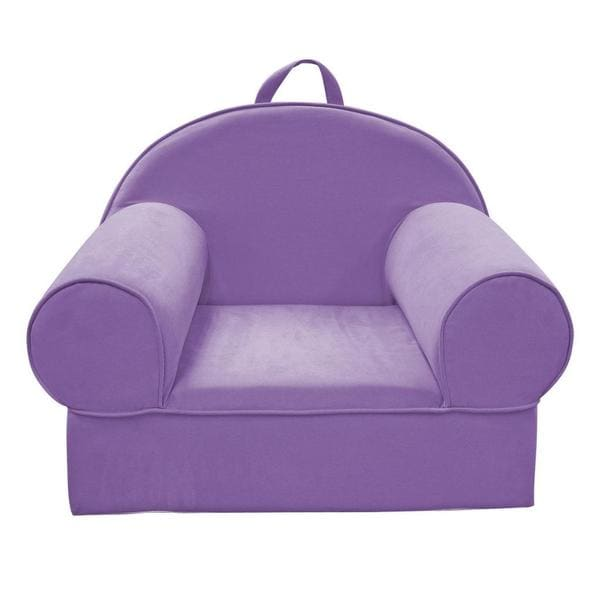 Mojo Lilac Jr. Club Chair