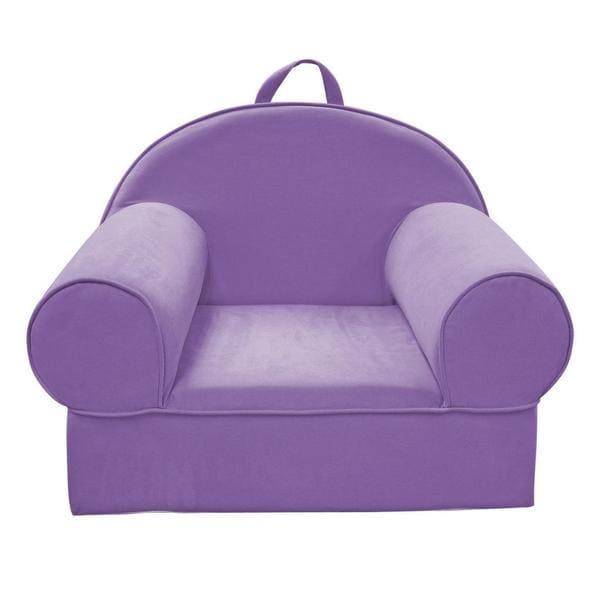 Mojo Lilac Jr. Club Chair