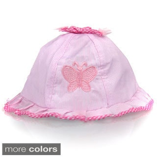 Edith's Girls' Butterfly Sun Hat