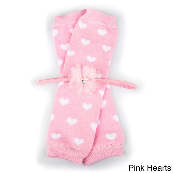 Girls' Leggings and Headband Gift Set