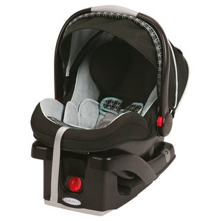Graco SnugRide Click Connect 35 LX Infant Car Seat in Cascade with $25 Rebate