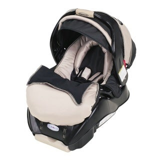 Graco SnugRide Classic Connect Infant Car Seat in Platinum with $25 Rebate
