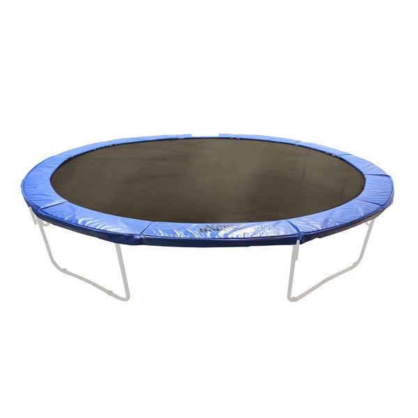 Upper Bounce Blue Super Oval Trampoline Safety Pad