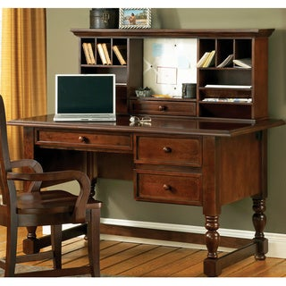 Brennan Desk and Hutch Set