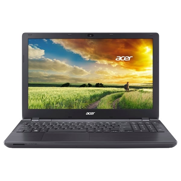 "Acer Aspire E5-521-435W 15.6"" LED Notebook - AMD A-Series A4-6210 1.8"
