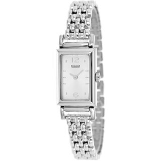 Coach Women's 14501591 Madison Silvertone Bracelet Watch