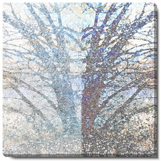 Studio Works Modern 'Winter Branches - I' Fine Art Gallery Wrapped Canvas