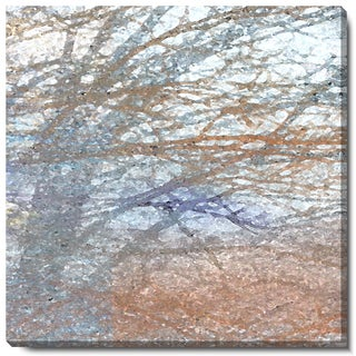 Studio Works Modern 'Winter Branches - II' Fine Art Gallery Wrapped Canvas