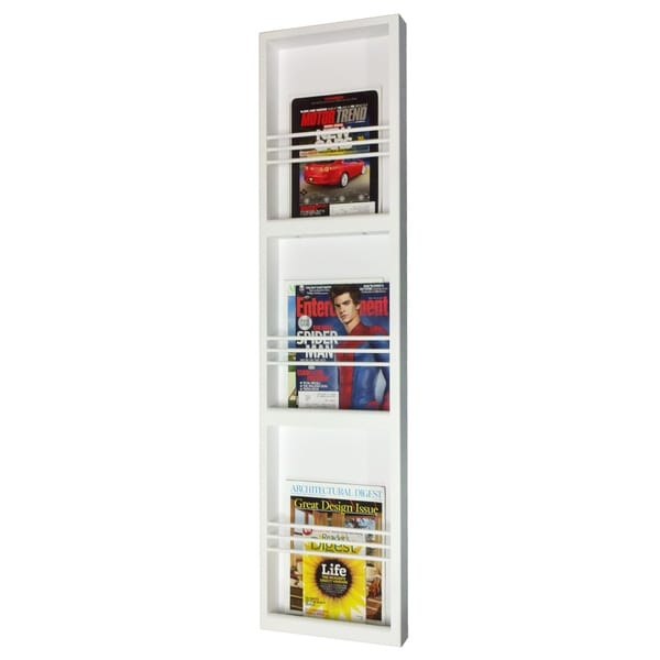 Key West Series 13 Surface Mounted Triple Magazine Rack