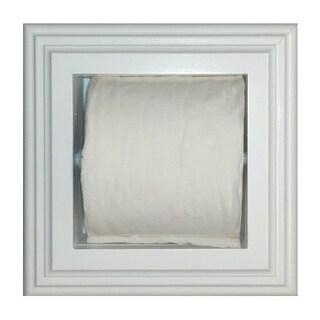Wyndham collection daytona espresso 63 inch solid oak double bathroom - Sale Deltona Series 14 Recessed Toilet Paper Holder