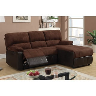 Epinal Sectional with Recliner in Doule Trim