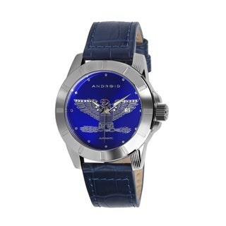 Android Men's 'Bald Eagle' Automatic Blue Watch
