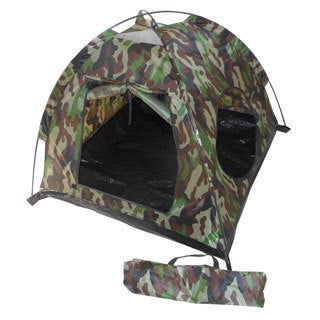Kids Adventure Camouflage Dome Play Tent