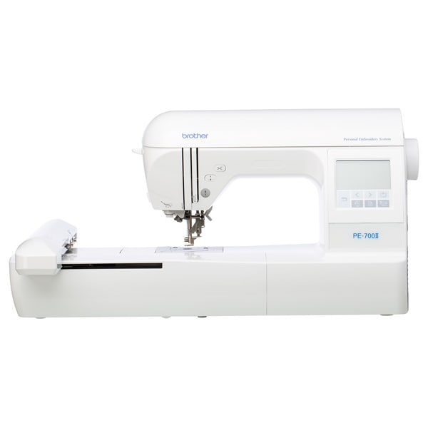Brother PE700II Embroidery Machine with Embroidery Starter Kit