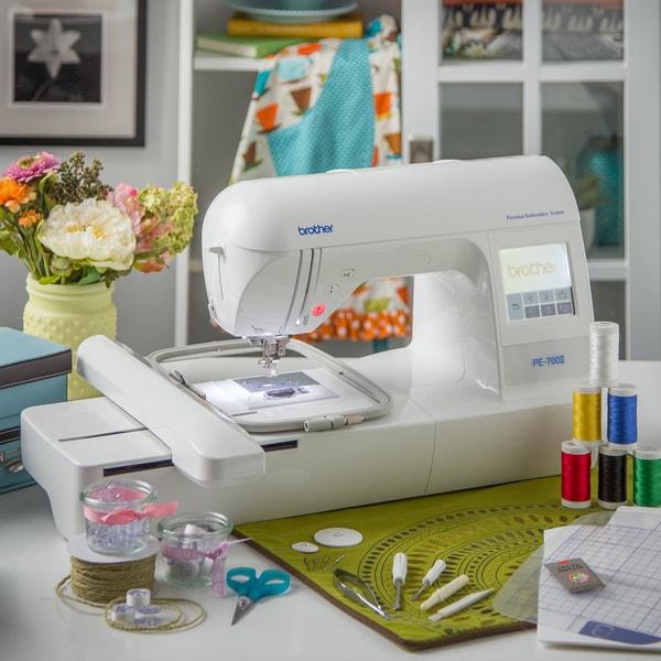 pe700ii embroidery machine