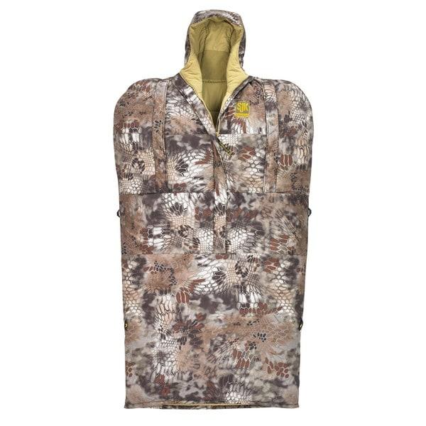 SJK Thermal Cloak Camo Treestand Bag