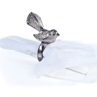 Bird Napkin Ring (Set of 4)