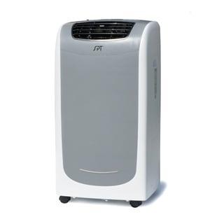 SPT Home Living Room Appliance 13,000 BTU Dual-Hose System Portable Air Conditioner