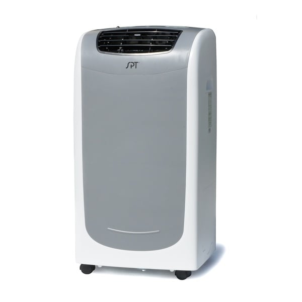 SPT Home Living Room Appliance 13,000 BTU Dual-Hose System Portable Air Conditioner 13620521