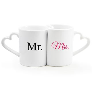 Mr. and Mrs. Coffee Mug 2-piece Set