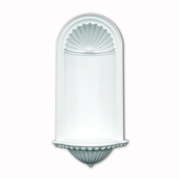 52-inch Smooth Recessed Wall Niche