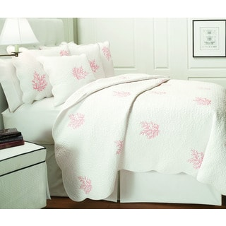St. Croix 3-piece Cotton Quilt Set