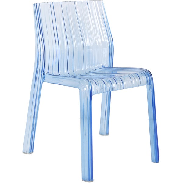 Hodedah Acrylic Ghost Chair