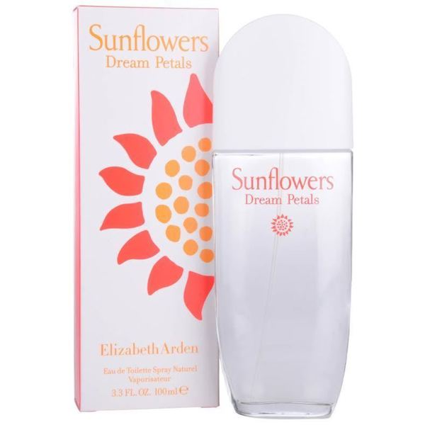 Elizabeth Arden Sunflowers Dream Petals Women's 3.4-ounce Eau de Toilette Spray