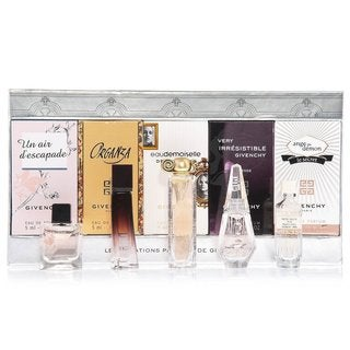 Givenchy Women's 5-piece Mini Variety Fragrance Set