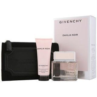 Givenchy Dahlia Noir Women's 3-piece Fragrance Set