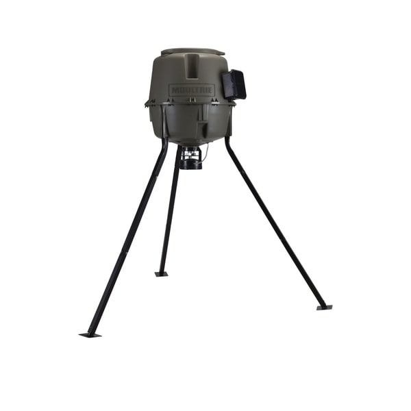 Moultrie 30-gallon E-Z Lock Tripod Feeder