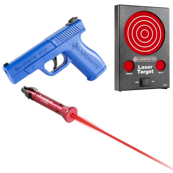 LaserLyte Bullseye Training Kit