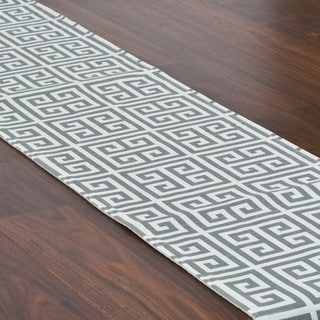 Towers Ash Lined Table Runner