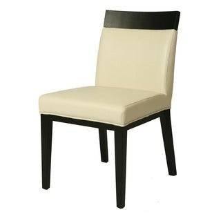 Elloise Bonded Leather Side Chair