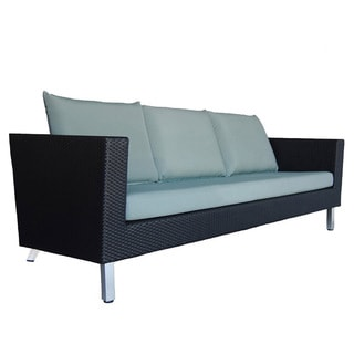 Dreamy PE wicker Outdoor 3-seat Sofa