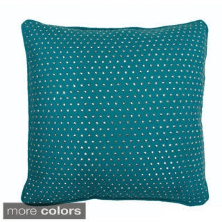 Angelica 14-inch Square Throw Pillow