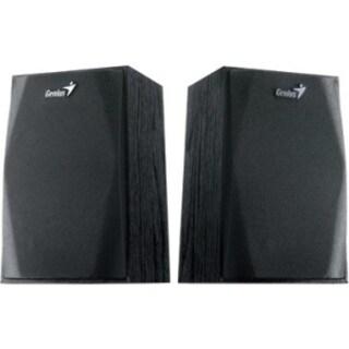 Genius SP-HF150 2.0 Speaker System - 4 W RMS - Black