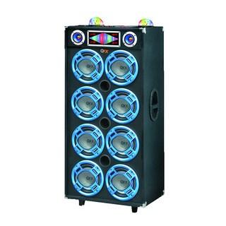 QFX SBX-408804BT Speaker System - Wireless Speaker(s) - Red