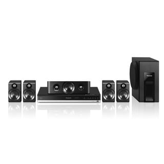 Panasonic SC-BTT405 5.1 3D Home Theater System - 600 W RMS - Blu-ray